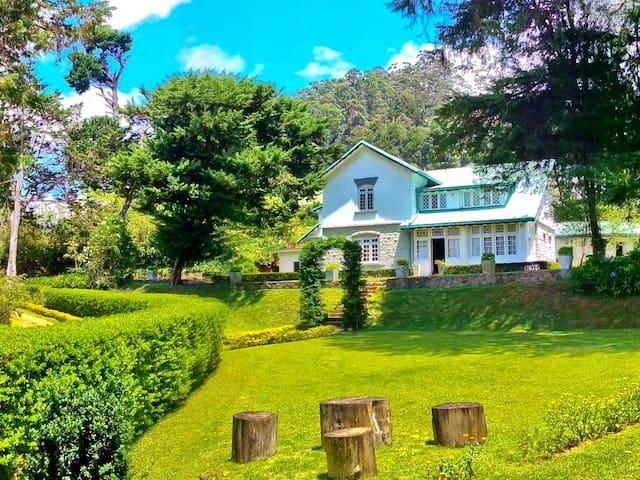Brockenhurst Villa Oliphant Plane of Sri Lanka