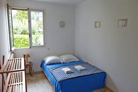 Chambre privée 1 couple dans Loft - Cambo-les-Bains