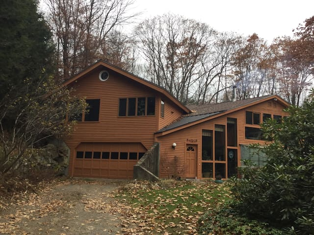 Quiet apartment in the woods of new england - Surry - Apartamento