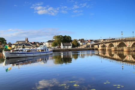The Townhouse Apartment - Carrick on Shannon  - Apartment