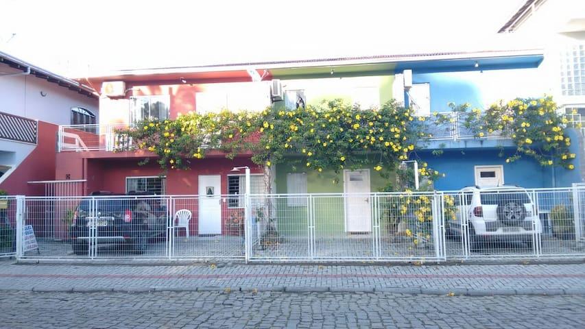 Apartamento no centro de Porto Belo - Porto Belo