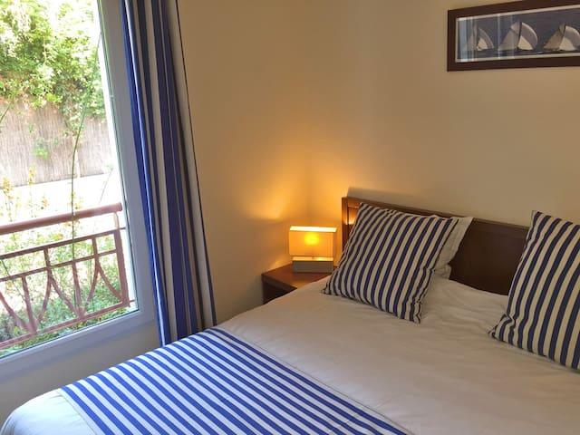 Bel appartement proche Golf et mer - Mandelieu-la-Napoule - Apartment