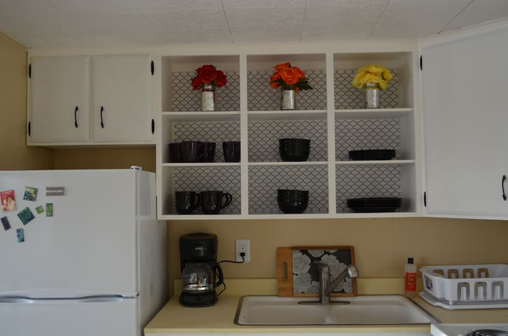 Kitchen ready for your cooking pleasures