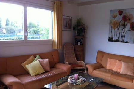 Maison avec jardin au bord du lac - Préverenges - อพาร์ทเมนท์