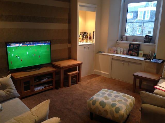 2nd Floor Right, 334 Hardgate - Aberdeen - Apartament