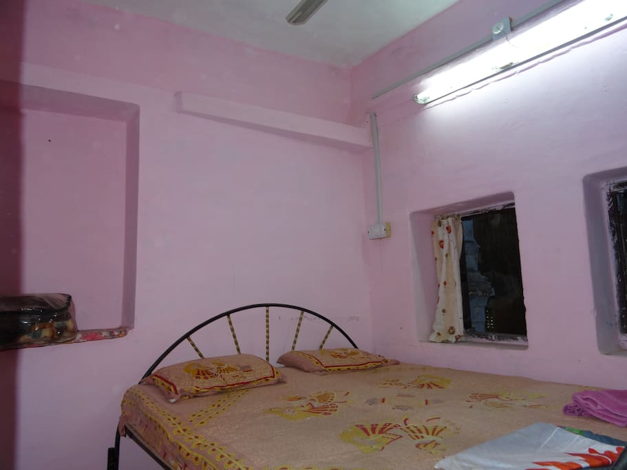 Amar Guest House Pleasent En Suite Room Bed And