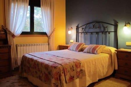 Habitación doble en Casa Rústica - Nigrán - Bed & Breakfast