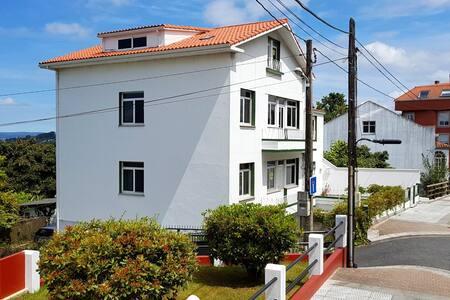 Miño town centre apartment, beach 500m
