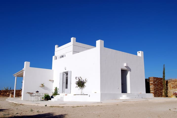 Ios Art Villa