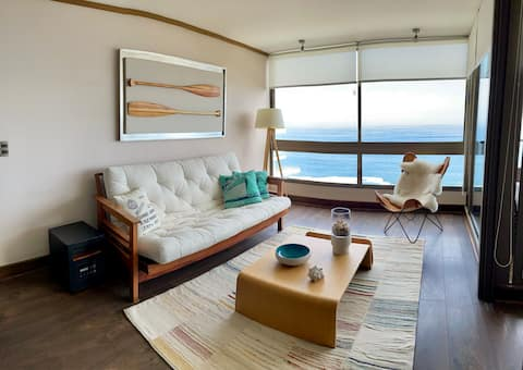 Новая квартира с видом на океан!!
