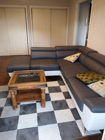 Appartement T2 proche de la gare de Lyon Part-Dieu