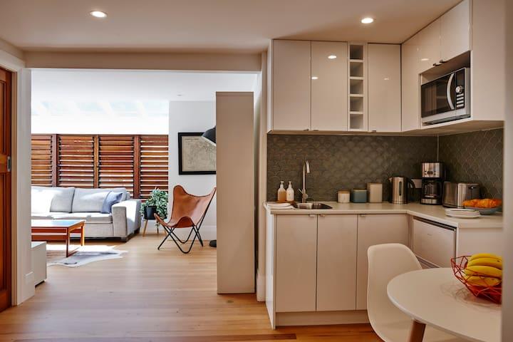 Inner city sanctuary - 2 bedroom unit