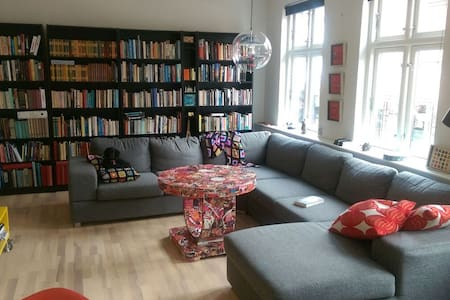 Nice cosy room close to Aarhus - Odder