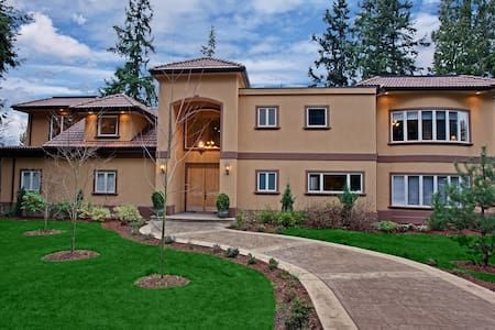 Live the luxurious lifestyle - No cleaning Fees! - Bellevue - Dom
