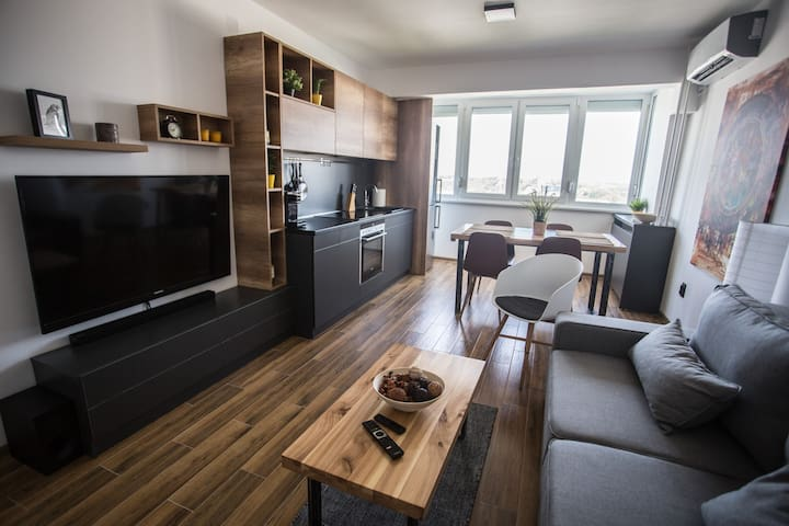 Suite 16  apartment, modern cosy place near Danube
