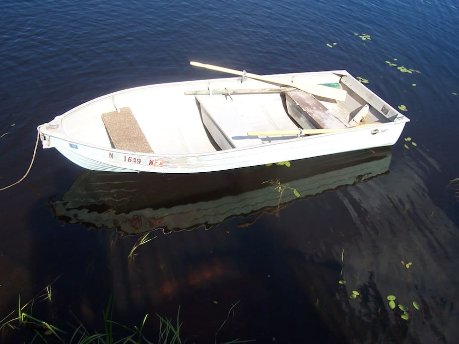 Rowboat available