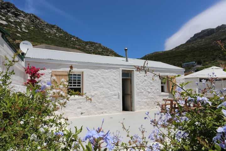 KALK BAY COTTAGE, the Old Fisherman's House