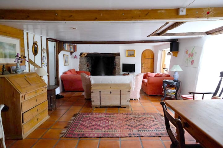 Secluded Country Cottage Near Sea - Bude - Casa