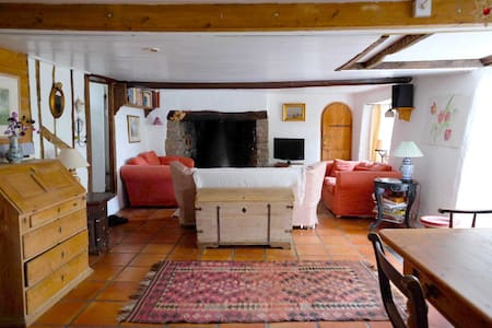 Secluded Country Cottage Near Sea - Bude