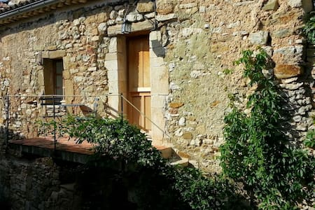 Maison de village/Appartement plein de charme - Ongles - Casa adossada