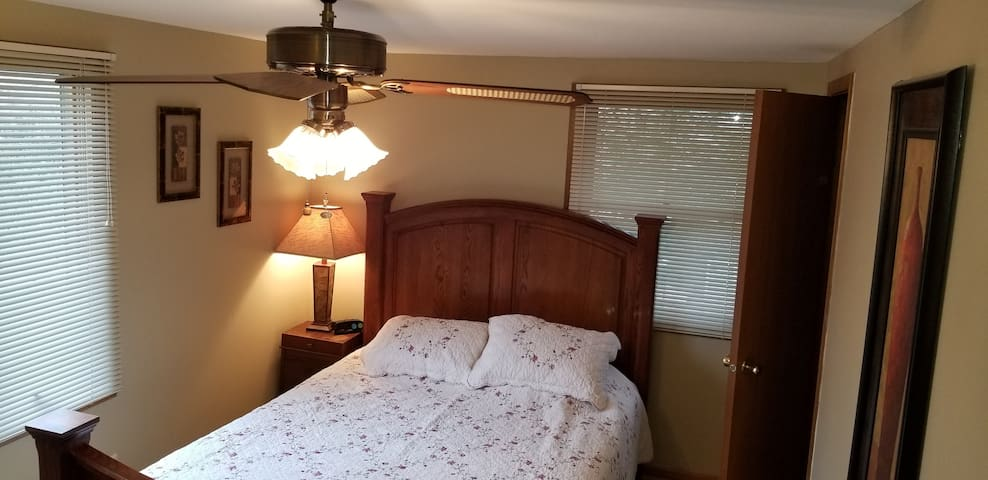 Private Room in Home - Close to ISU & Downtown