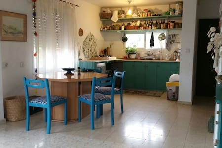 Lovely HOME in the Golan Heights - Ani'am - Casa