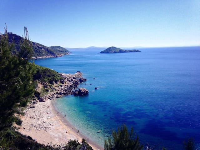 Your small paradise in Tuscany - Monte Argentario - Apartment