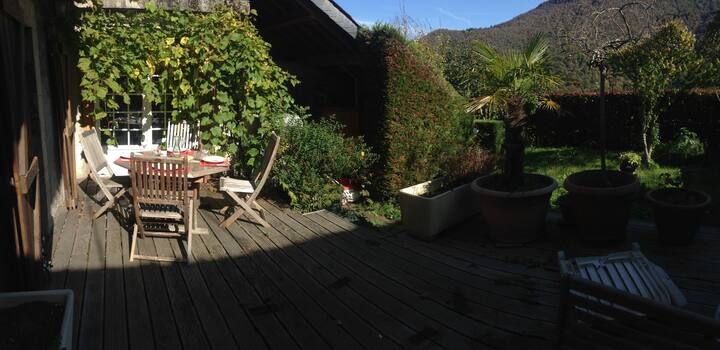 maison de caractère au coeur des Pyrénées