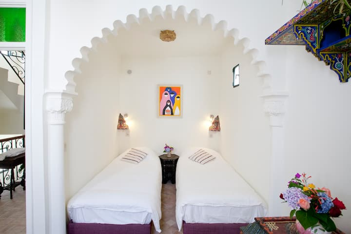 Kasbah Rose A1 location!room 4
