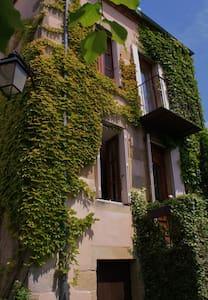 Chambres d'hôtes Swann 3 personnes - Le Montet - Casa adossada