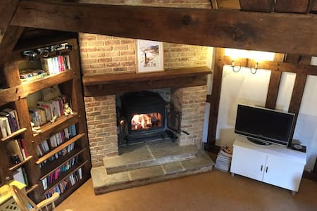Stream Farm Cottage - Goudhurst