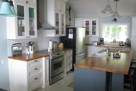 Modern bungalow cottage great summer escape - Havelock