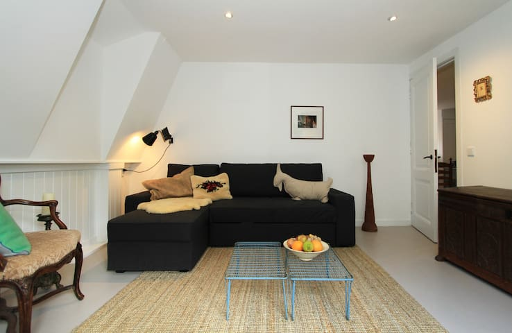 charming dikehouse apartment / green view - Amsterdam - Apartment