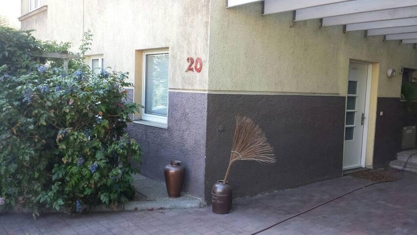 Gemütliche Terrassenwohnung für 3, ev. 4 Personen