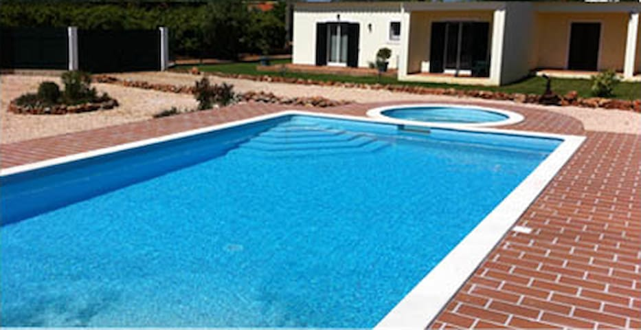 House with terrace & shared pool - Algoz - House
