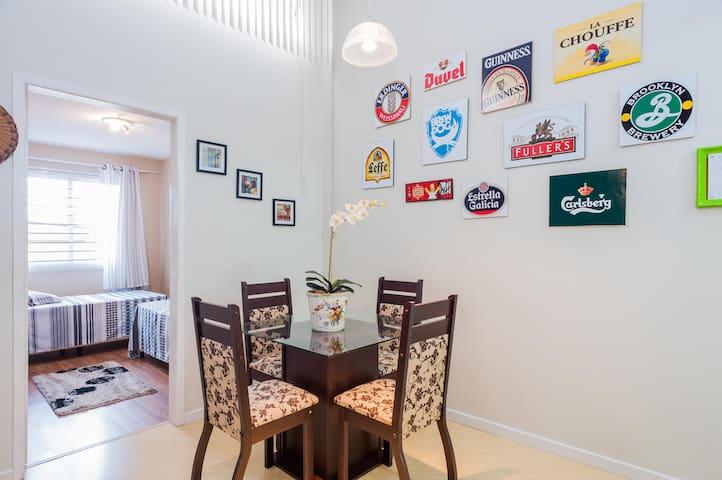 Superhost: Cozy apartment - Curitiba - Wohnung