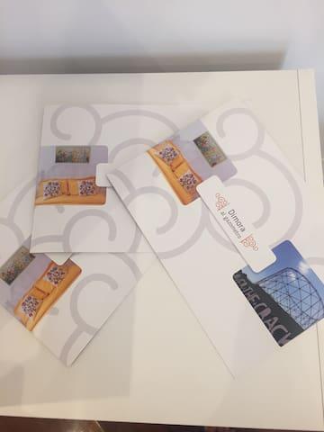 Le Brochures