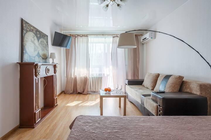 Квартира на площади Блюхера! ул. Ленина 41
