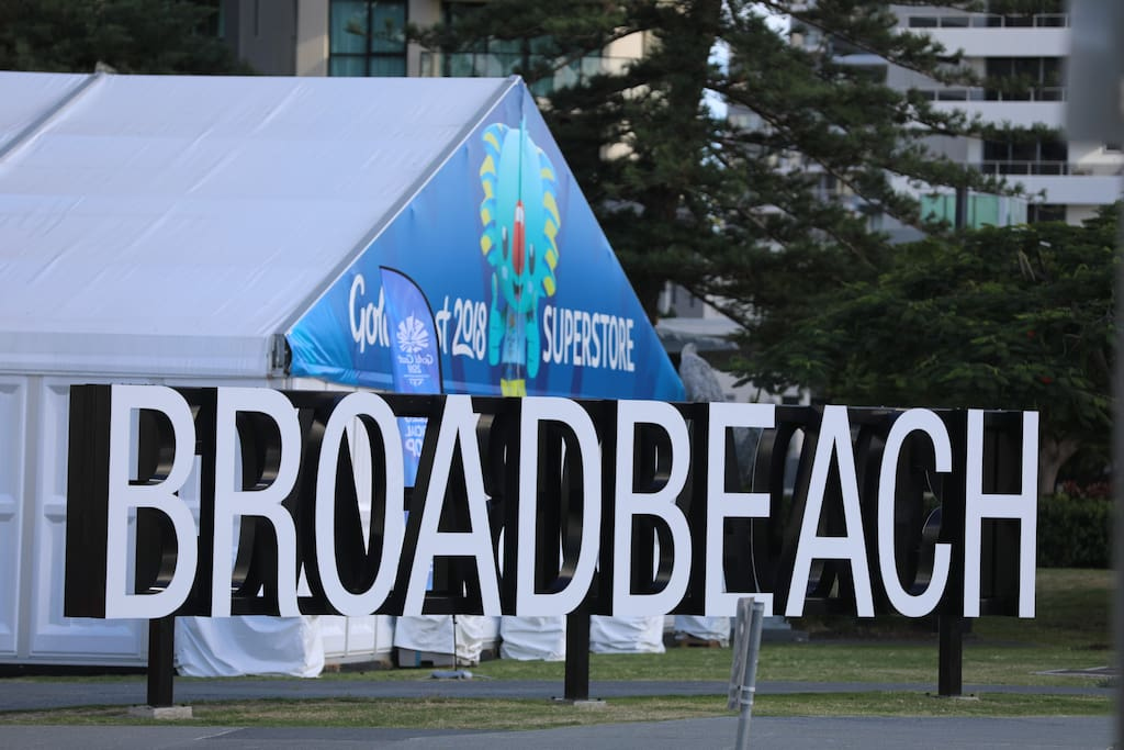 Your apartment is 250 metres away from the Heart of the Commonwealth Games.