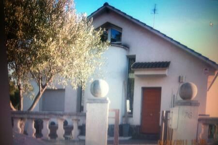 Habitación con baño en el Maresme - St Andreu de Llavaneres