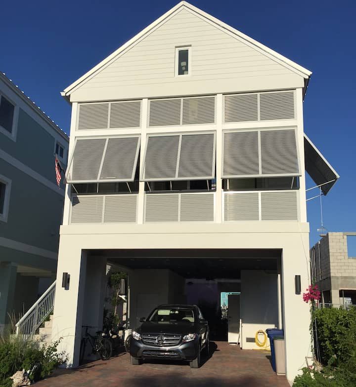 The Pelican House, your coastal vacation home