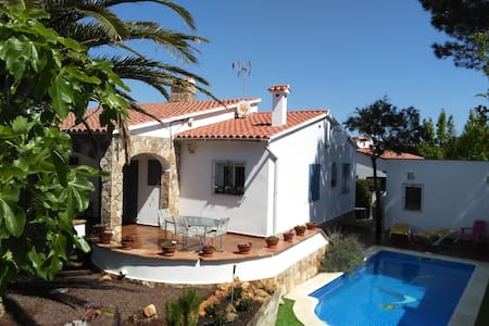 Delightful Villa close to the beach - L'Escala - Talo
