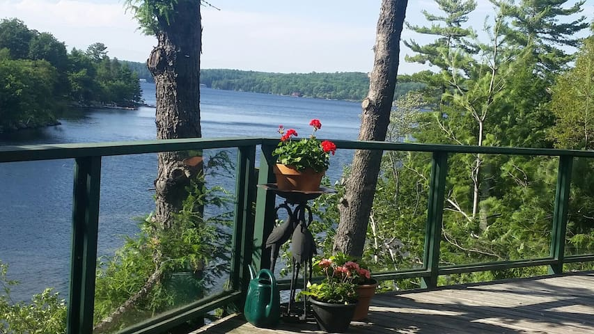Royal Muskoka on Lake Rosseau - Minett - Hus