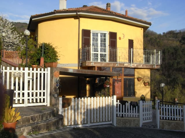 Cà de Mino - Calice al Cornoviglio - Apartament