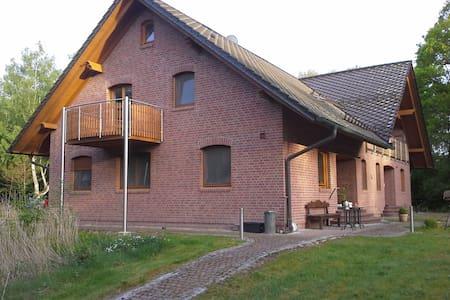 Heideaway am eigenen See - Soderstorf/ O.T. Schwindebeck - Apartamento