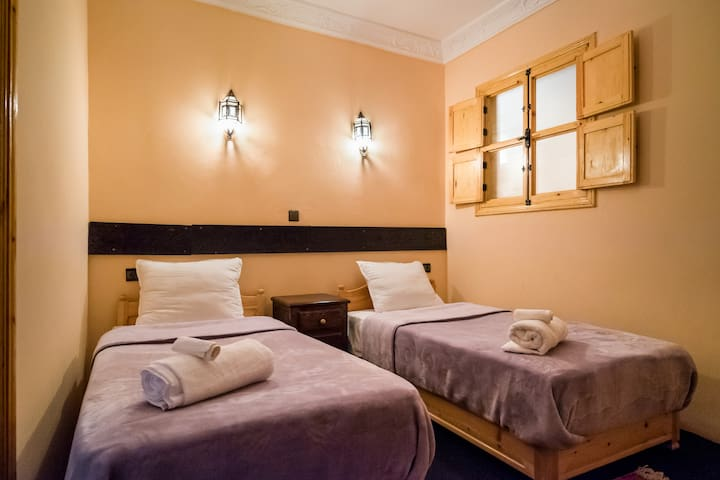 Imissi room - Dar Amalou - Imlil - Bed & Breakfast