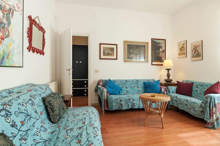 Attractive beach apartment
