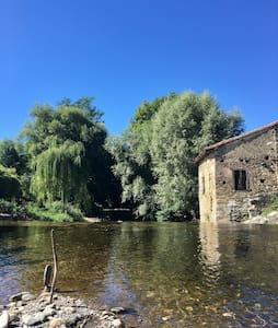 Une chambre  dans un moulin - Soueich