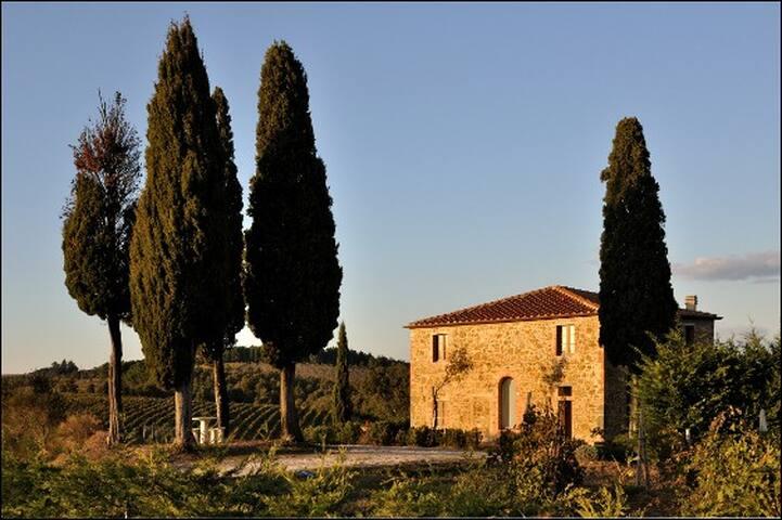 Mervellous villa with swimming pool