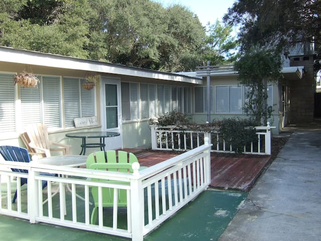 Circa 1950 beach cottage ! - Santa Rosa Beach - House